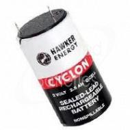 Hawker Cyclon Monobloc 0810-0004 Lead Acid Battery - Maintenance Free